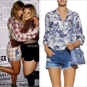 Rag & Bone Freeport Shorts ASO Taylor Swift, 26